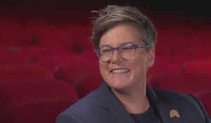 Hannah Gadsby: There is life after trauma