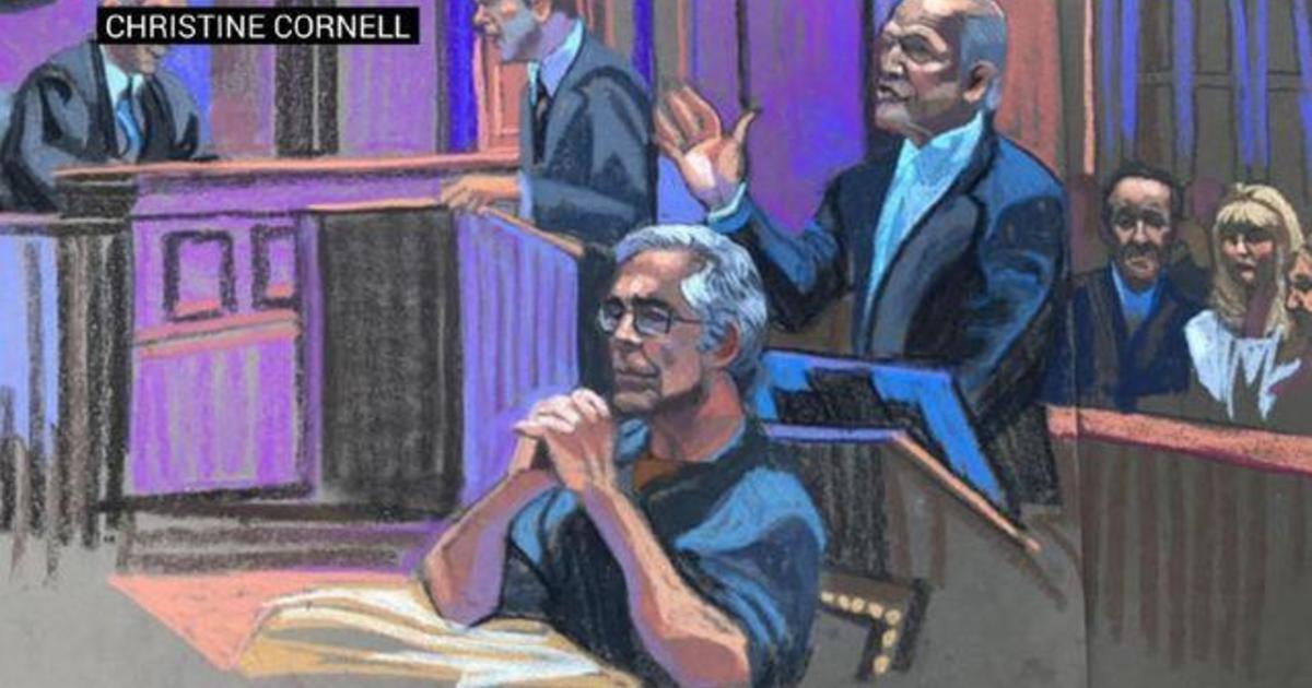 Jeffrey Epstein denied bail by federal judge in New York