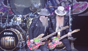 ZZ Top: After 50 years they've still got legs
