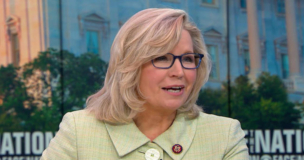 "Image result for Liz Cheney says Trump's attack on congresswomen ""isn't about race"""