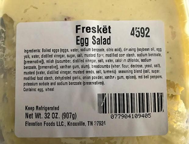 Archer Farms recalls some food sold at Target, Fresh Market