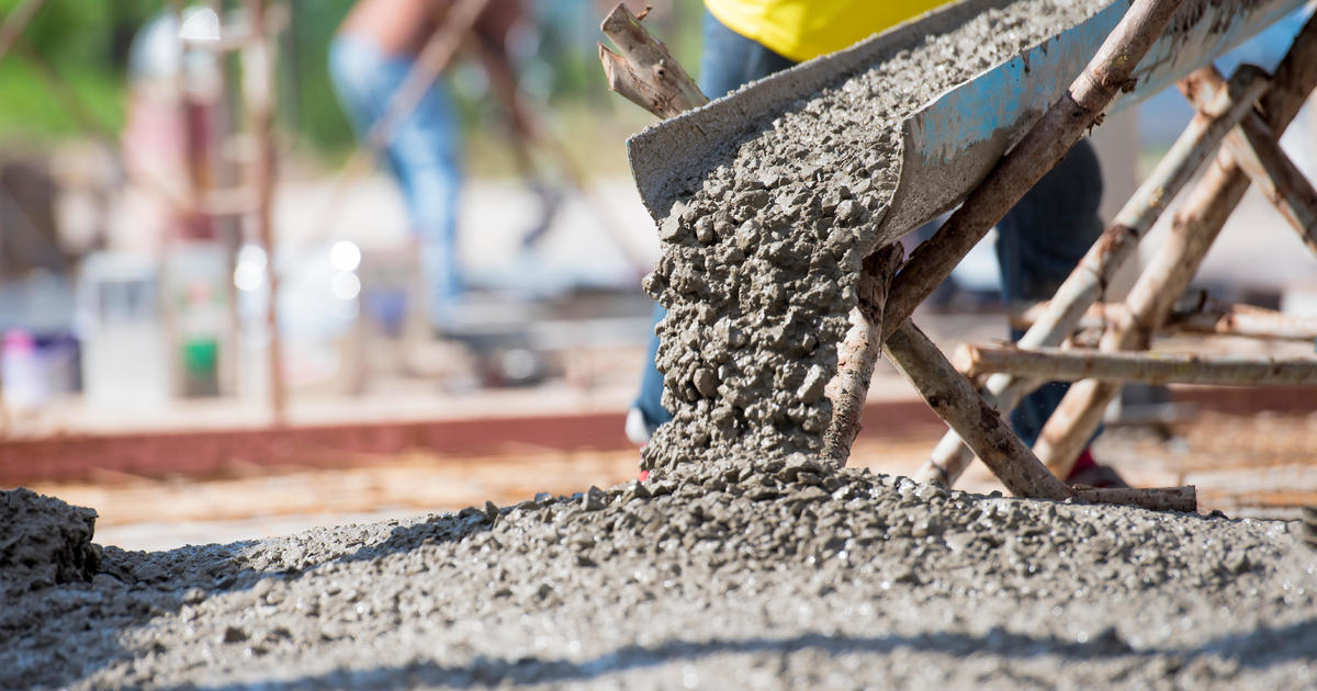Cement is a huge greenhouse gas emitter — investors want to change that