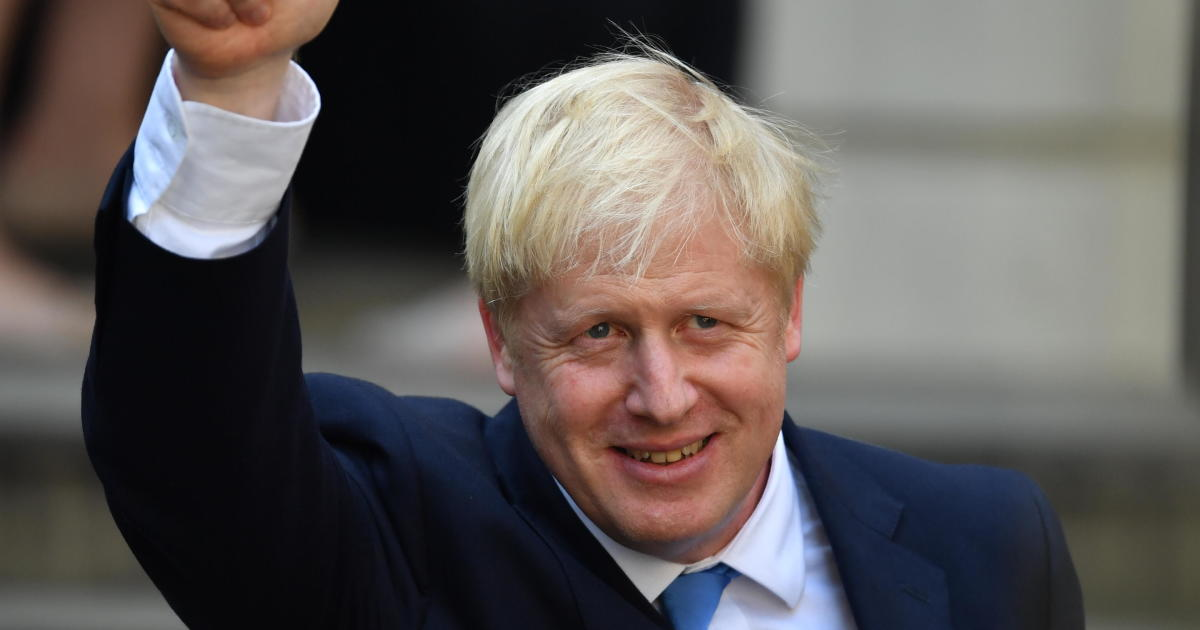 Who is Boris Johnson? Prime minister takes office Wednesday, elected today in U.K.