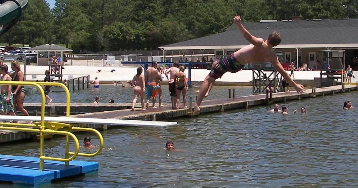 Fantasy Lake Water Park: North Carolina man dies from brain