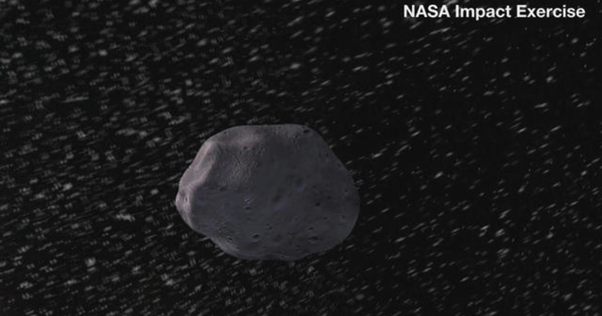 Dangerous asteroid just missed hitting Earth
