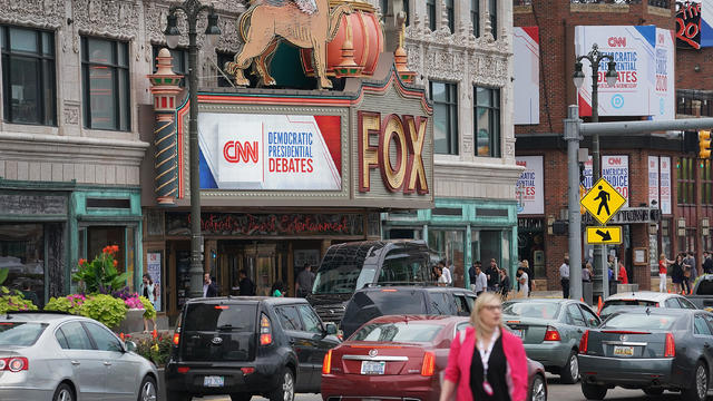 Detroit Prepares To Host Second Democratic Primary Debate Of The 2020 Presidential Election