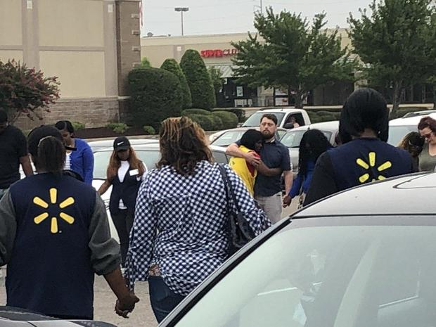 Southaven Walmart shooting in Mississippi today: 2 dead and