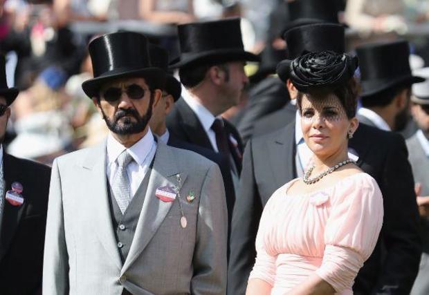 Princess Haya, wife of Dubai ruler Sheikh Mohammed bin Rashid Al