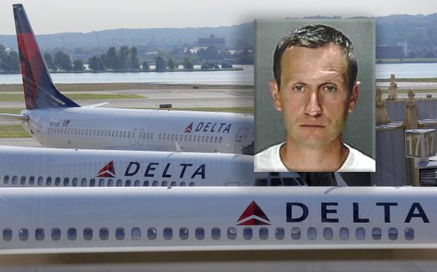 Drunk Delta pilot: Gabriel Schroeder arrested after failing