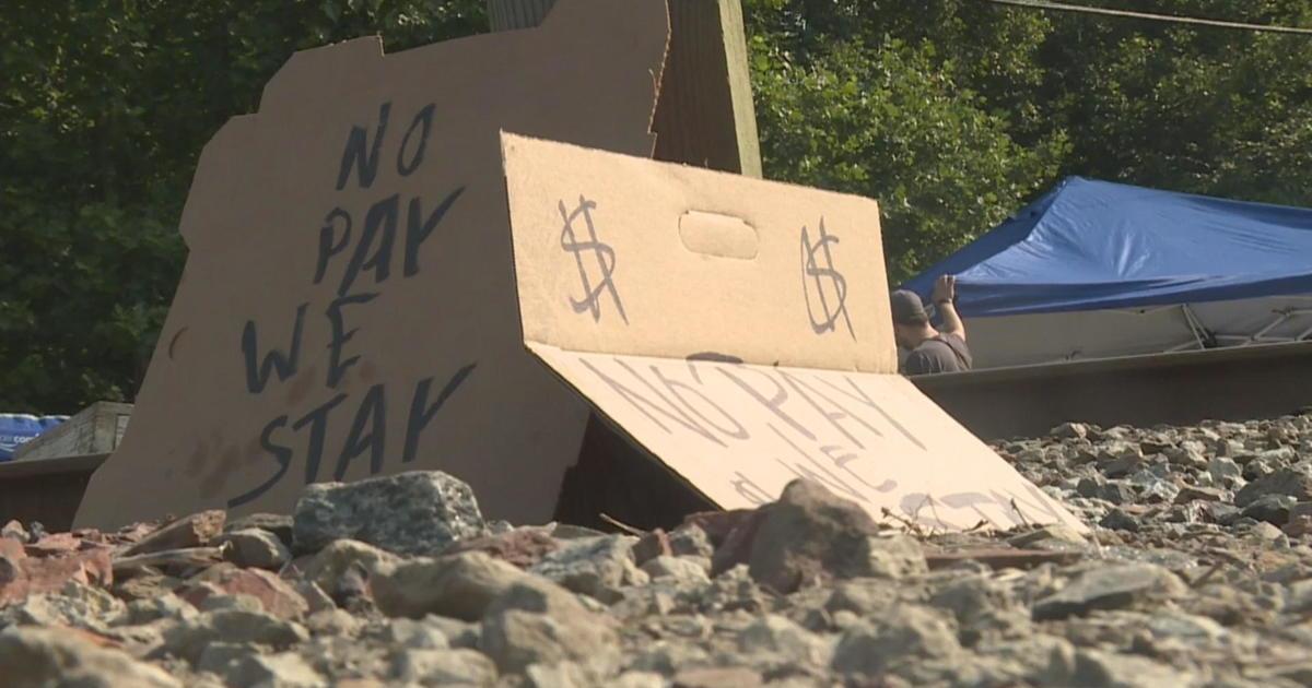 Blackjewel miners protest after abrupt bankruptcy leaves