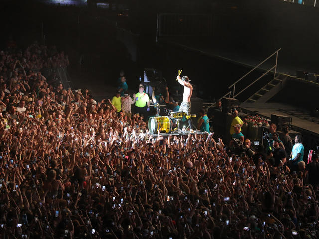 Image result for twenty one pilots lollapalooza chicago