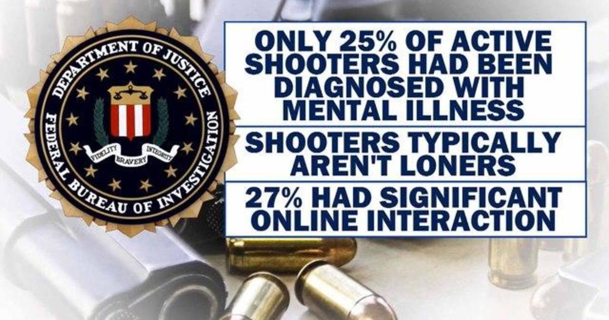 Inside the FBI's effort to study social media posts of mass shooters