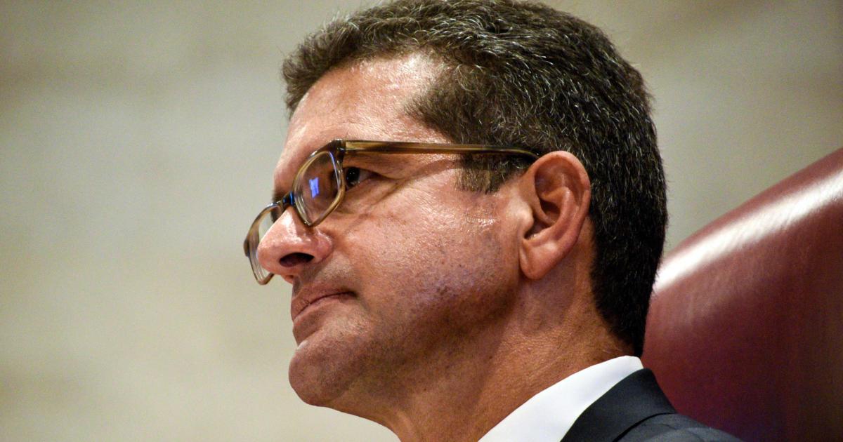 Puerto Rico's Senate Files Lawsuit To Oust Pedro Pierluisi