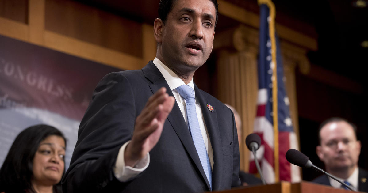 What does a progressive foreign policy look like? Rep. Ro Khanna says he has the answer