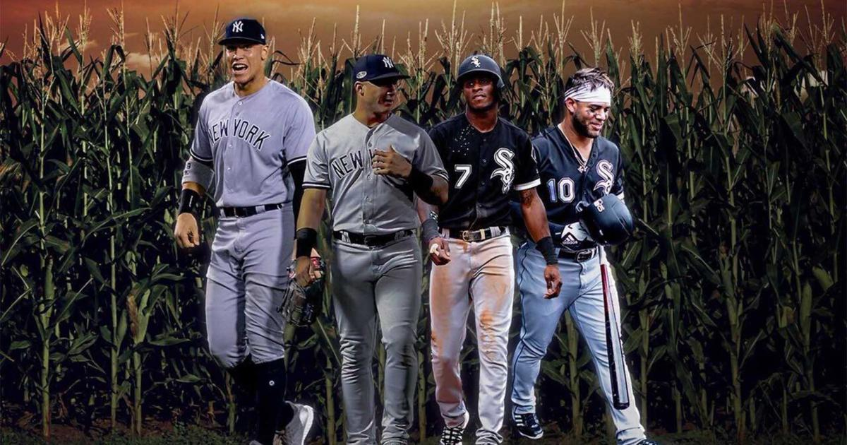 Chicago White Sox Home Opener 2020.Field Of Dreams Yankees Tickets New York Yankees And