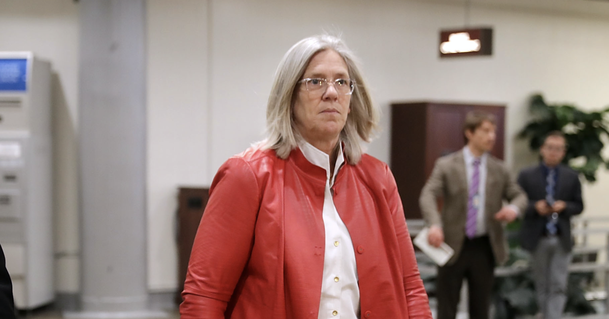 Top intelligence official Sue Gordon leaving her post