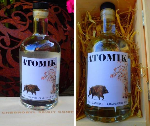Atomik vodka Chernobyl: Scientists distill vodka from Chernobyl's radioactive exclusion zone and say it seems safe to drink