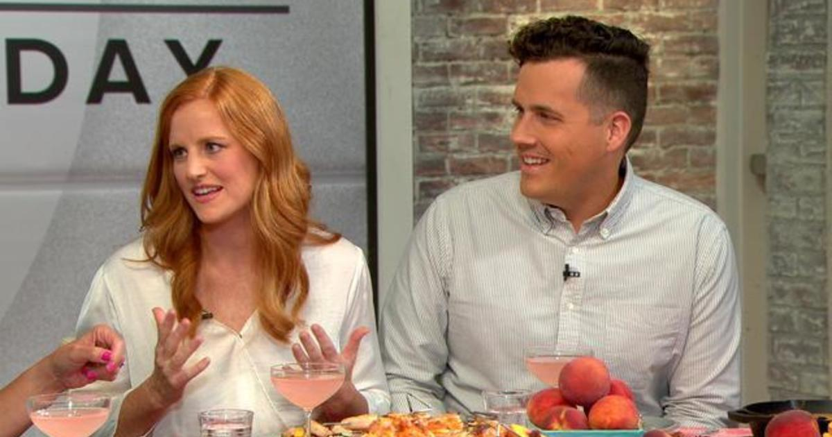 The Dish: The Peach Truck's Stephen and Jessica Rose share their signature recipes