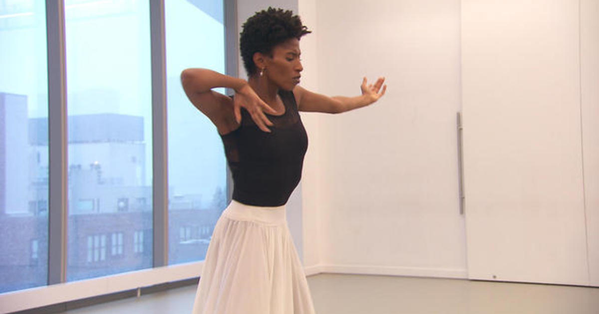 Rising Alvin Ailey star Jacqueline Green
