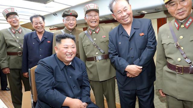 Trump says Kim Jong Un wants to meet after U S /South Korea military