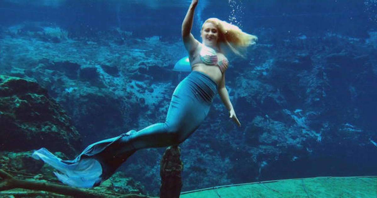 Mermaids; The myth comes to life