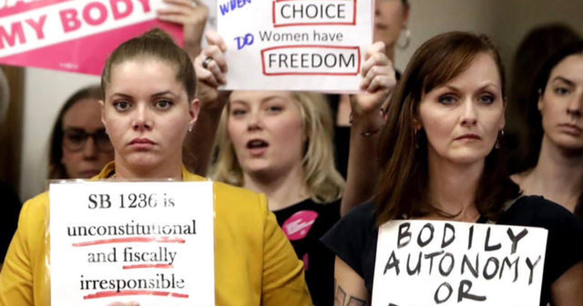 Tennessee lawmakers consider one of the most restrictive abortion laws in the U.S.