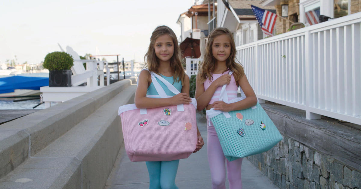 Companies make millions off kid influencers, and the law hasn't kept up