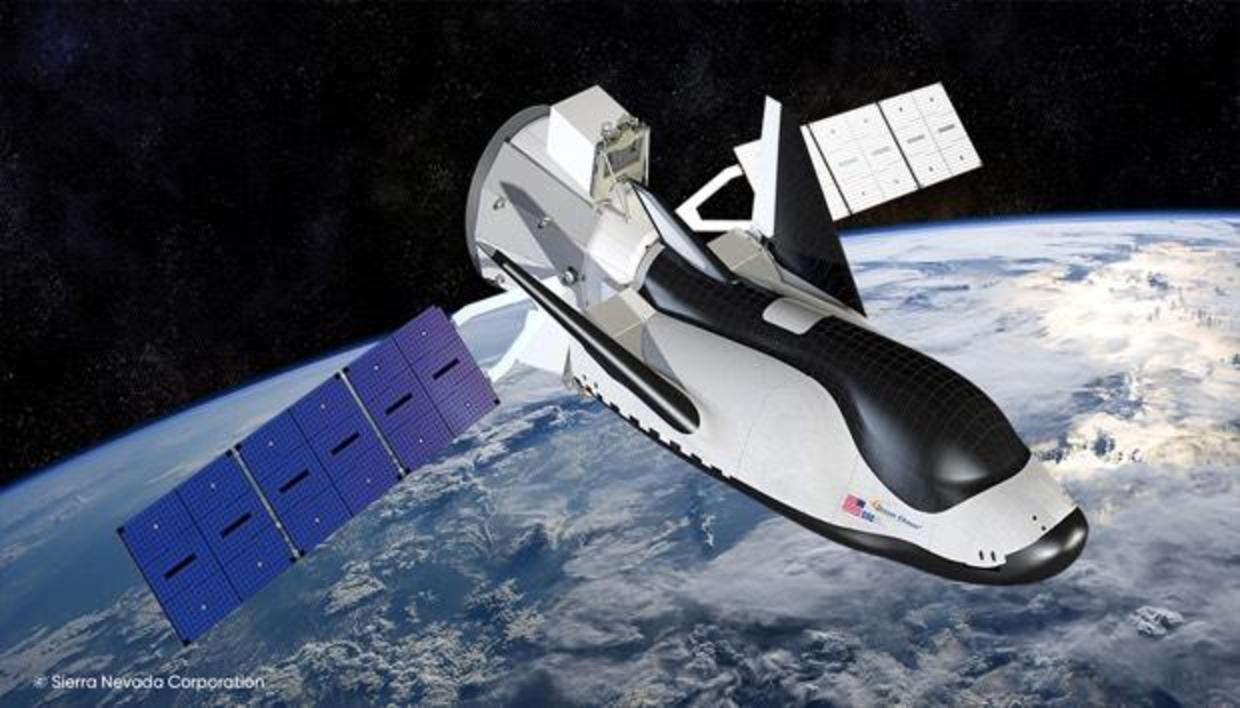 Dream Chaser spaceplanes to launch on ULA Vulcan rocket
