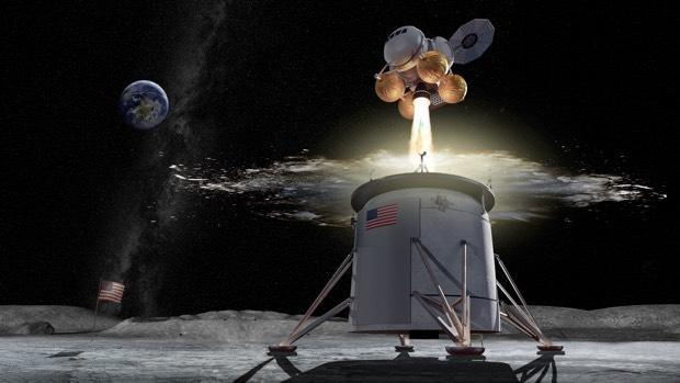 Artemis moon mission: NASA picks Marshall Space Flight Center in Huntsville, Alabama, to manage lunar lander program