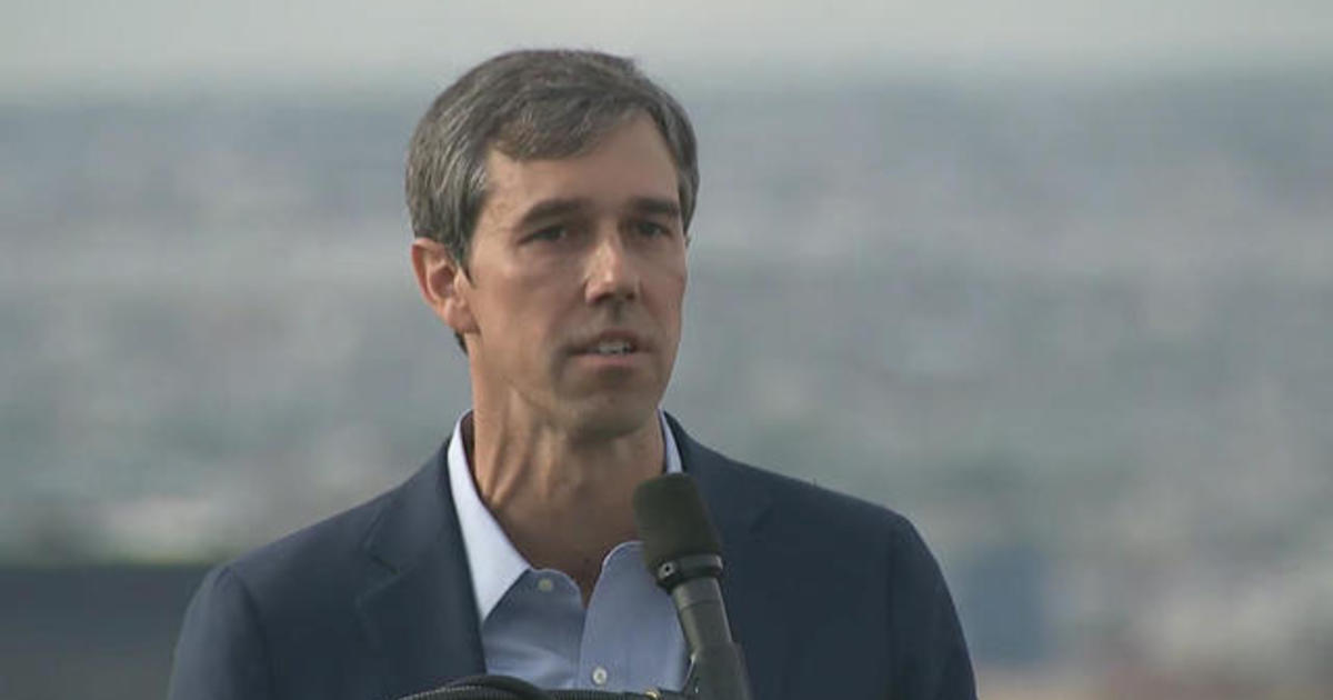 2020 Daily Trail Makers: Beto O'Rourke says he is going to