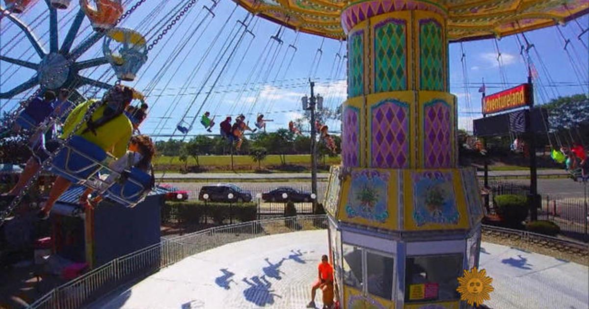 Amusement parks: A summer sensation