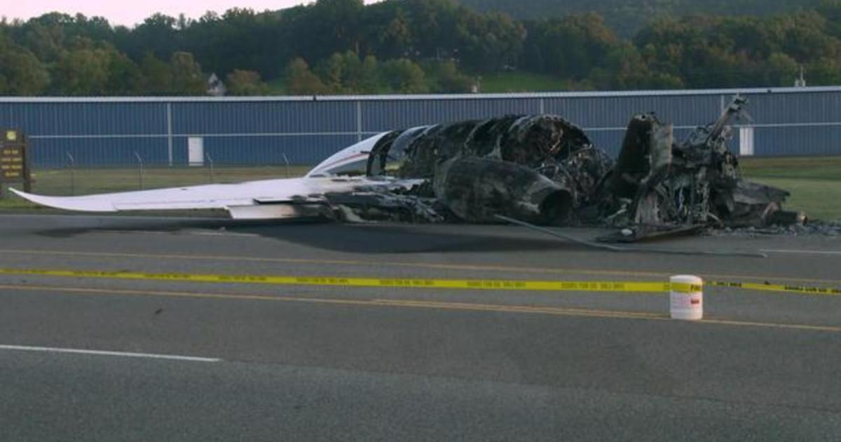 Dale Earnhardt Jr. and family survive fiery plane crash