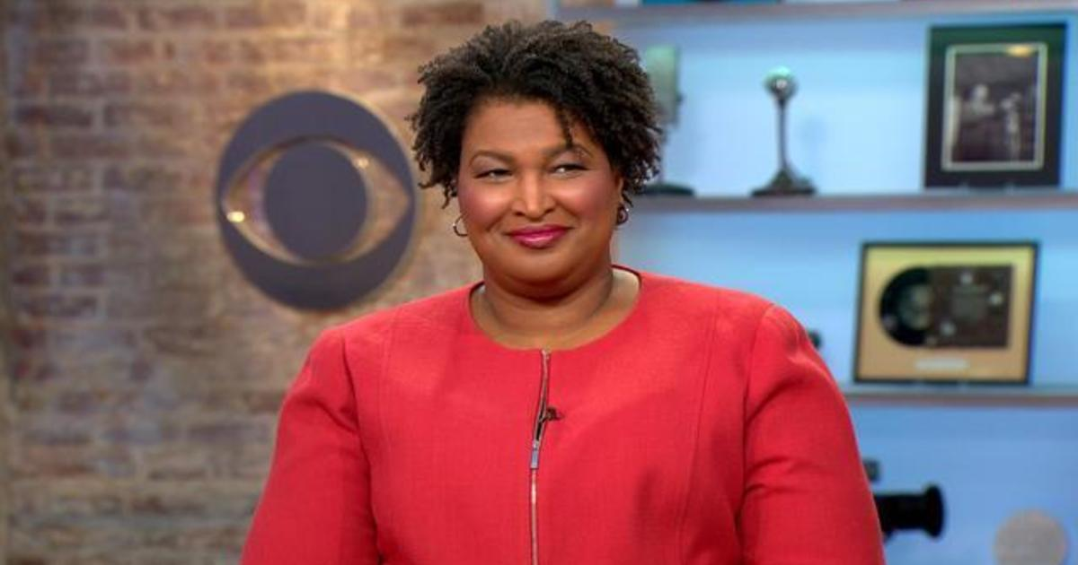 Stacey Abrams on voter suppression and election interference
