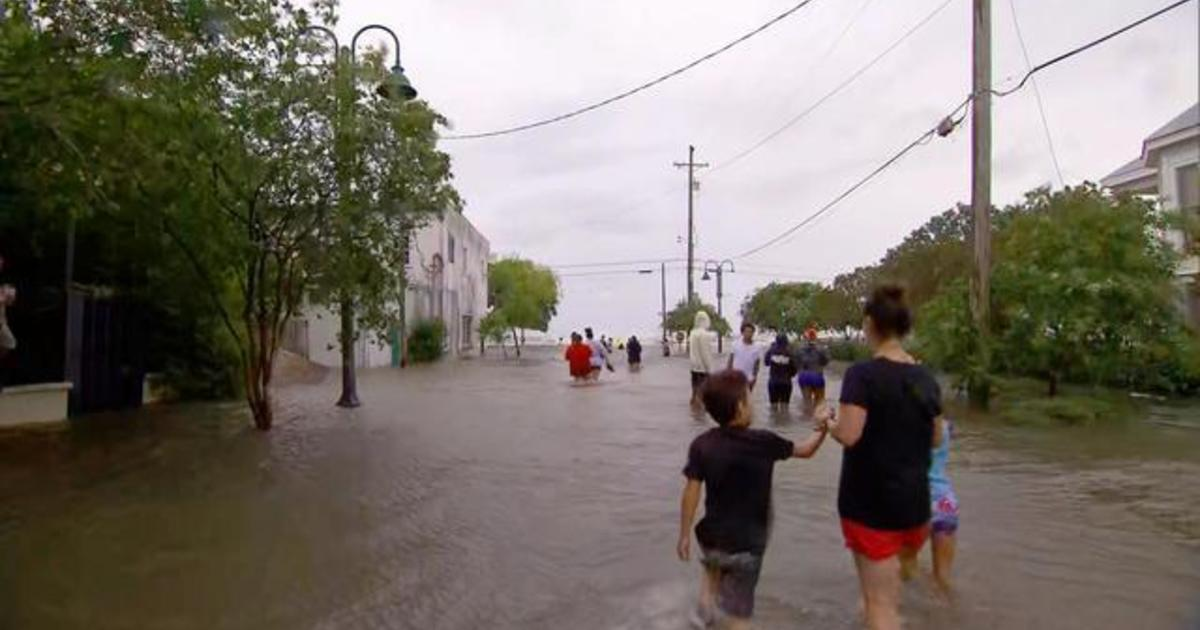 Residents on Louisiana island may lose homes to climate change
