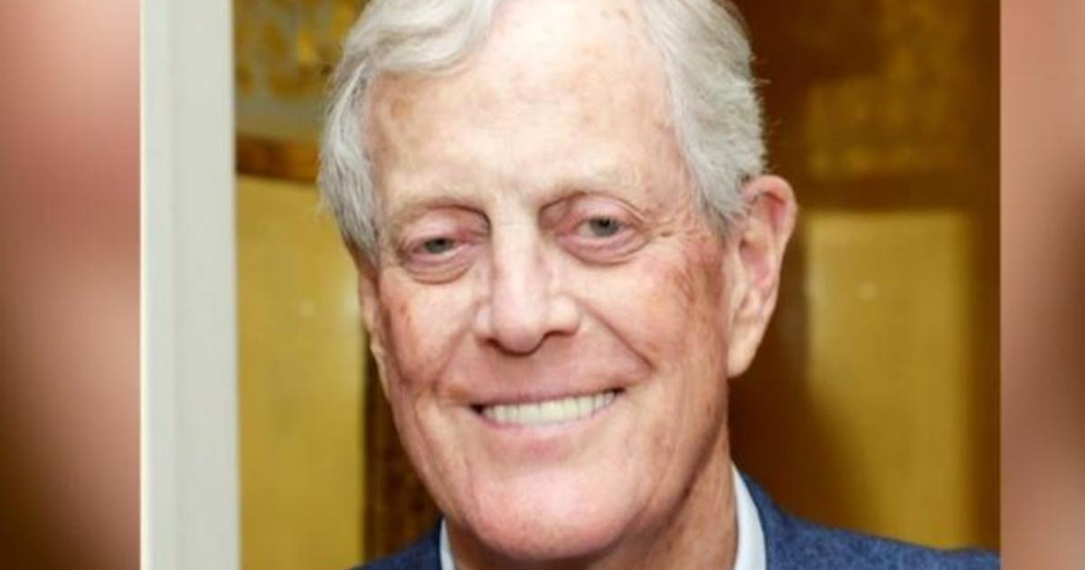 Conservative donor and philanthropist David Koch dead at 79