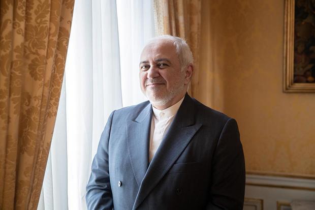 FRANCE-IRAN-POLITICS-DIPLOMACY-ZARIF-G7