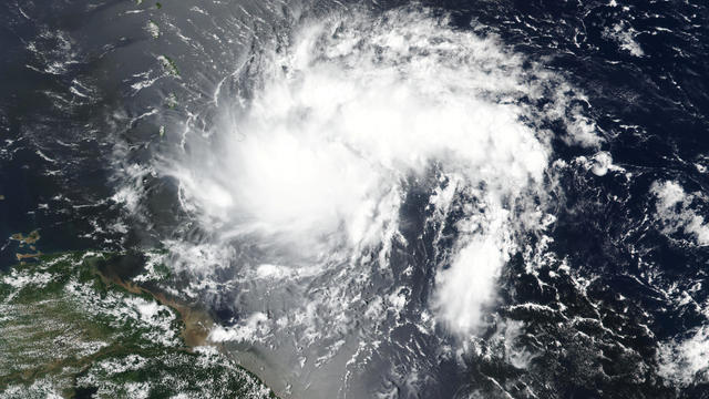 Tropical Storm Dorian