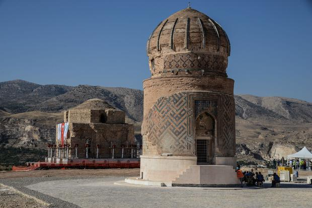 TURKEY-HISTORY-ENVIRONMENT-KURDS-WATER