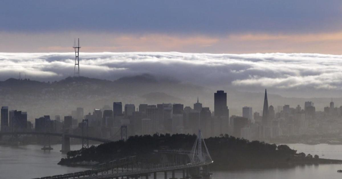 Cloud of mystery surrounds San Francisco's Karl the Fog