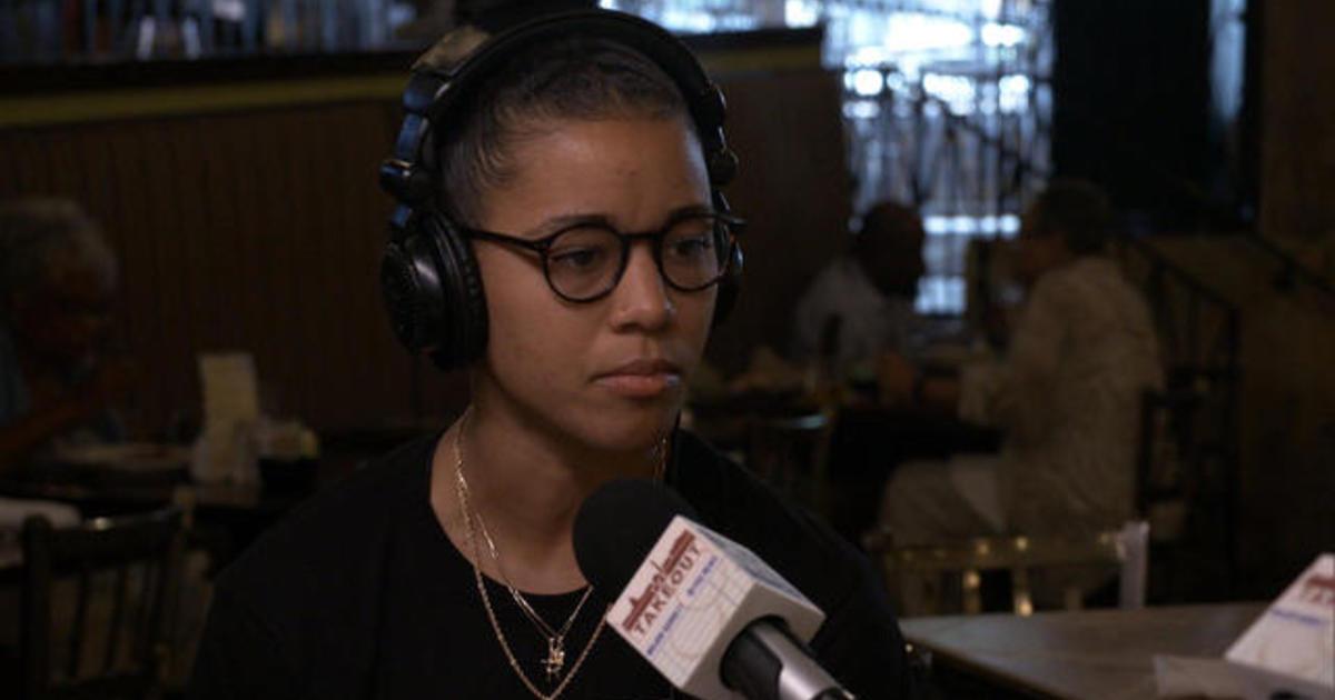 WNBA point guard Tasha Cloud on her media blackout