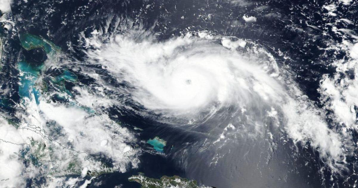 Hurricane Dorian may spare Florida from a direct hit