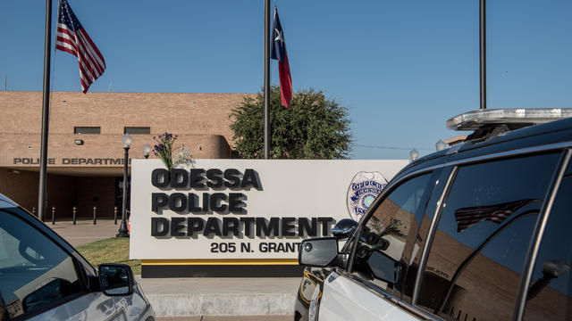 Odessa, Texas, Police Department