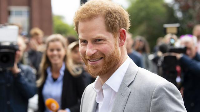 Prince Harry — Travalyst