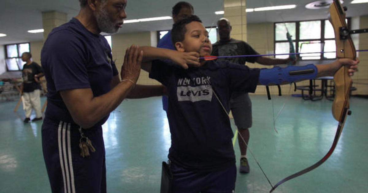 Archery teacher aims at increasing diversity in sport