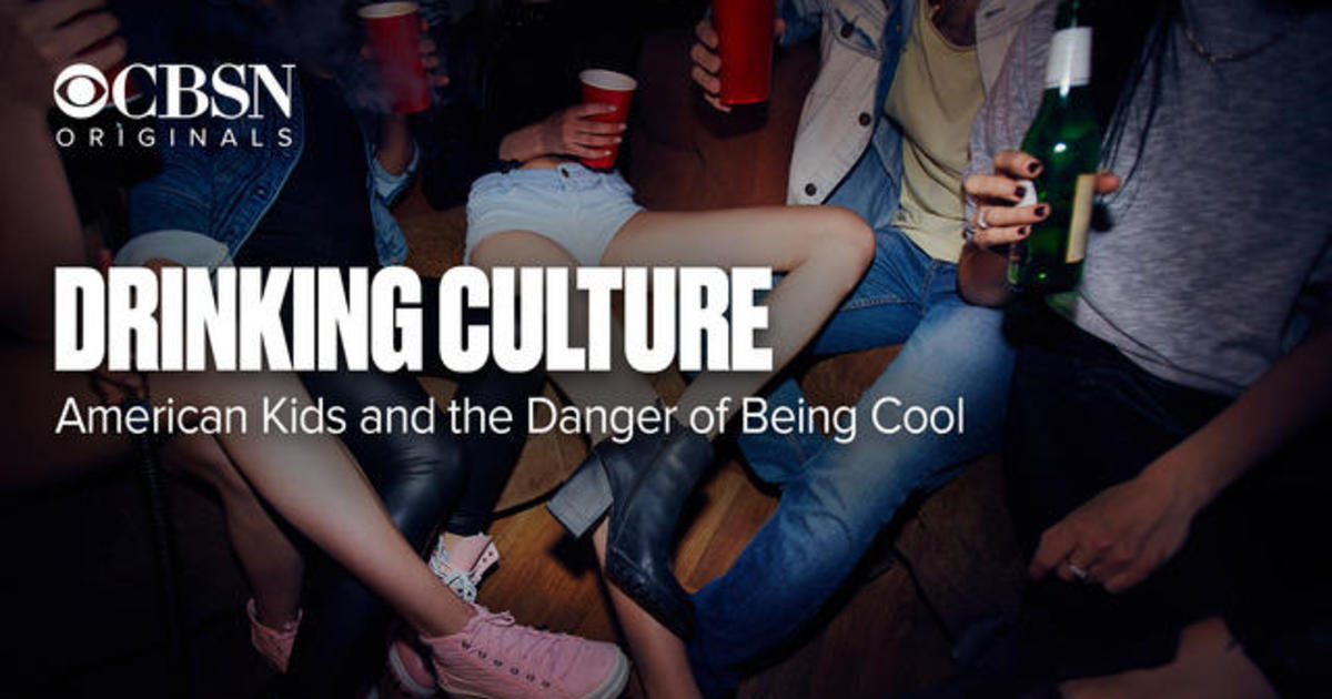 Drinking culture: American kids and the danger of being cool