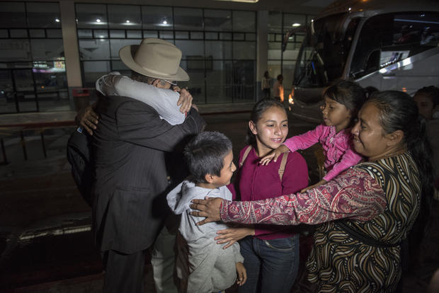 Guatemala Immigration Separated Families