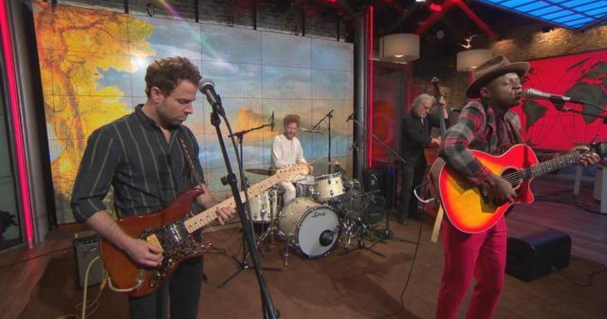 "Saturday Sessions: J.S. Ondara performs ""Saying Goodbye"""
