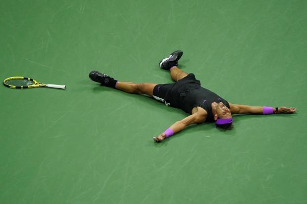 U.S. Open 2019 — Rafael Nadal