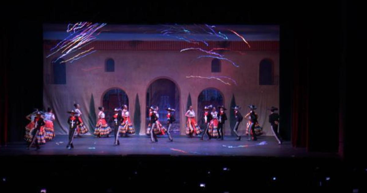 High school dance program brings back the Mexican tradition their parents left behind