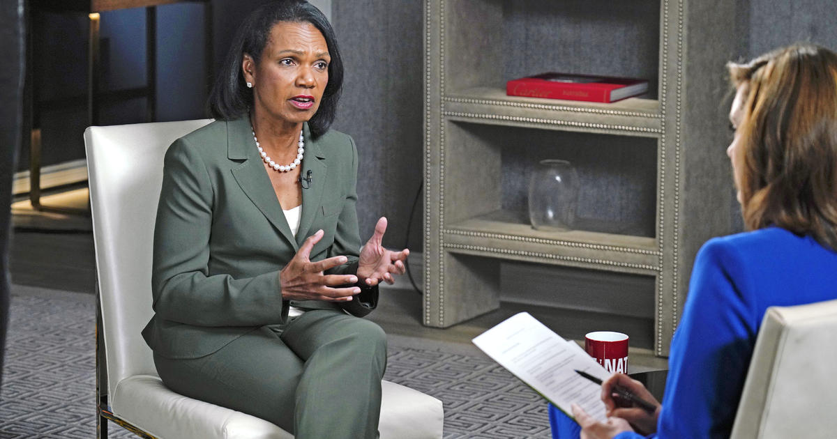 """Condoleezza Rice: """"maybe even Henry Kissinger"""" would say a joint Sec. of State and NSA """"might not be the best idea"""""""